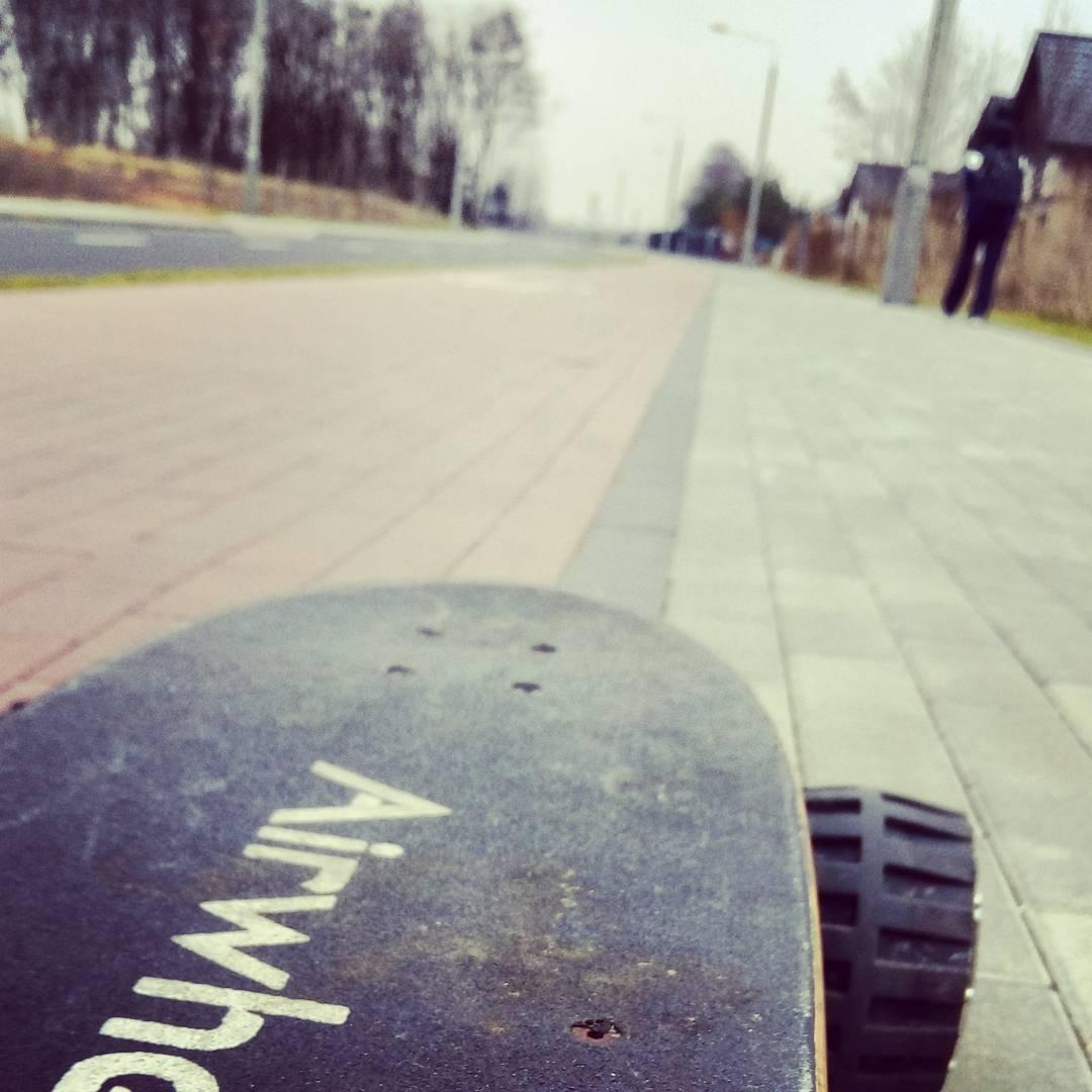 전기 스케이트 보드