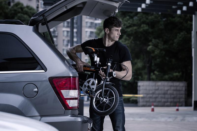 Airwheel R6 전기 자전거