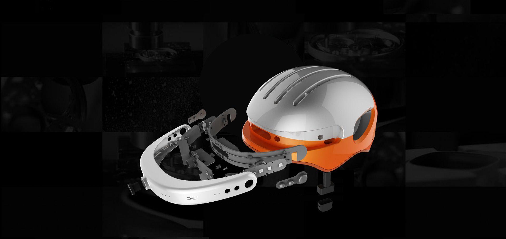 지능형 헬멧