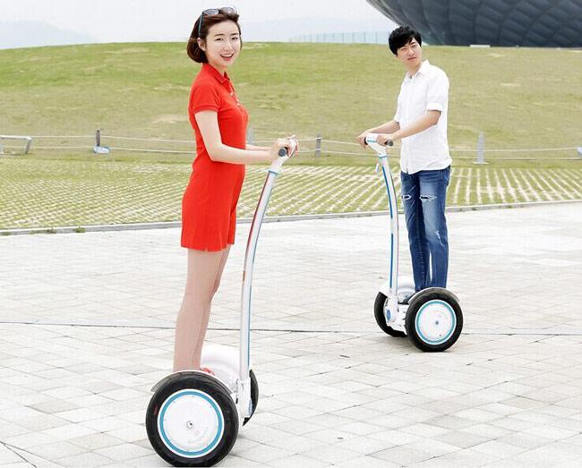 Airwheel, 축전지미니자동스쿠터, 듀얼휠전동카트