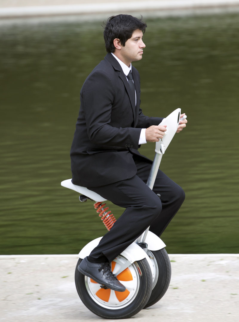 Airwheel A3, 왕발통