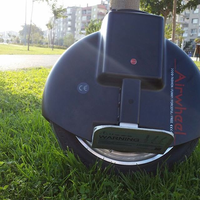 Airwheel X8, 외발휠