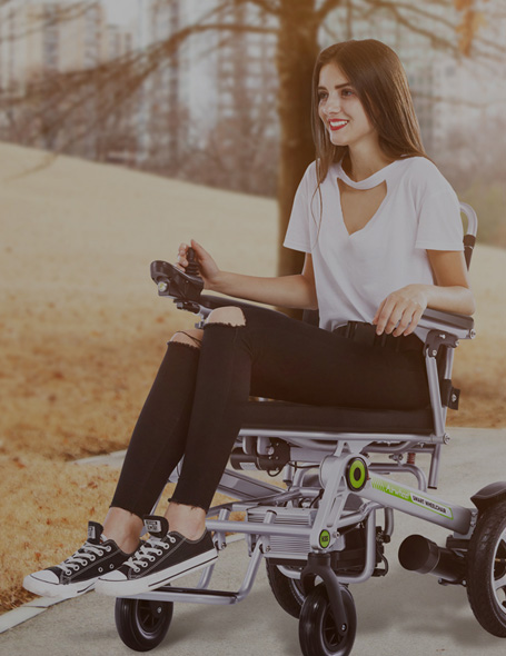 Airwheel Power Chair