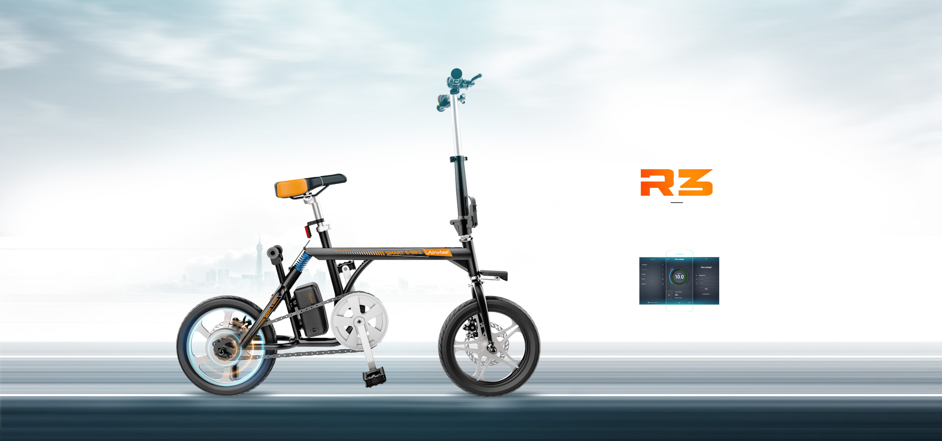 Airwheel R3