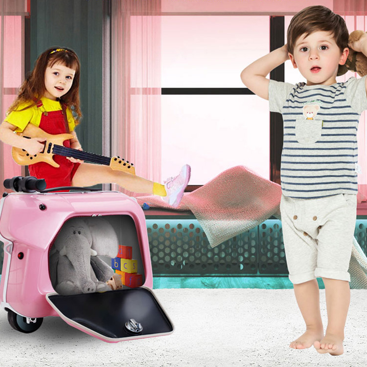 Airwheel SQ3 Kids electric luggage